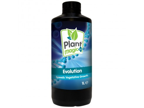 Plant Magic Evolution