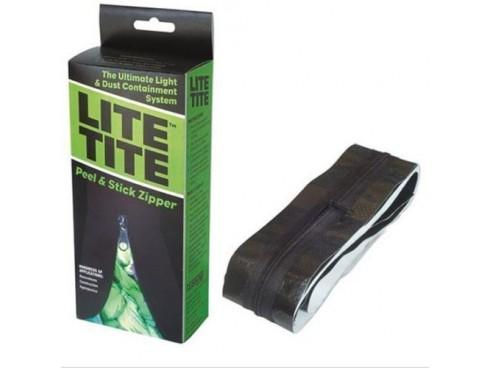 Lite Tite Peel and Stick Zipper