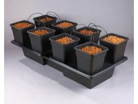 Wilma Wide 8 Pot Complete (11L Pot)