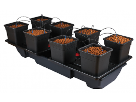 Wilma Large Wide 8 Pot Complete (11L Pot)