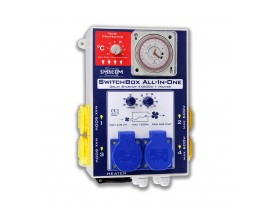 SMSCom All-In-One 4-Way Switchbox