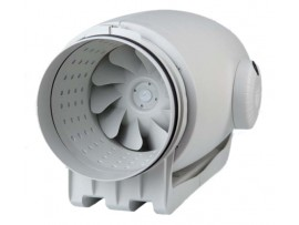 "6""/150mm In Line Duct Extractor Fan - Silent 500m3/hr"
