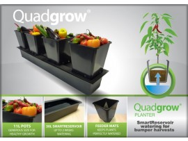 Quadgrow Slim 4 Pot