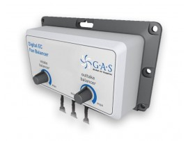 Balancer for G.A.S. Digital EC Fan Controller