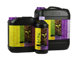 B'Cuzz Soil Nutrition A & B