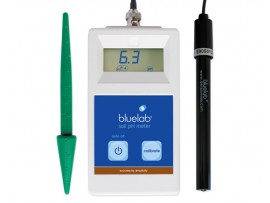 Bluelab Soil pH Meter with External Probe