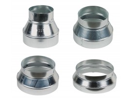 Metal Ducting Reducers