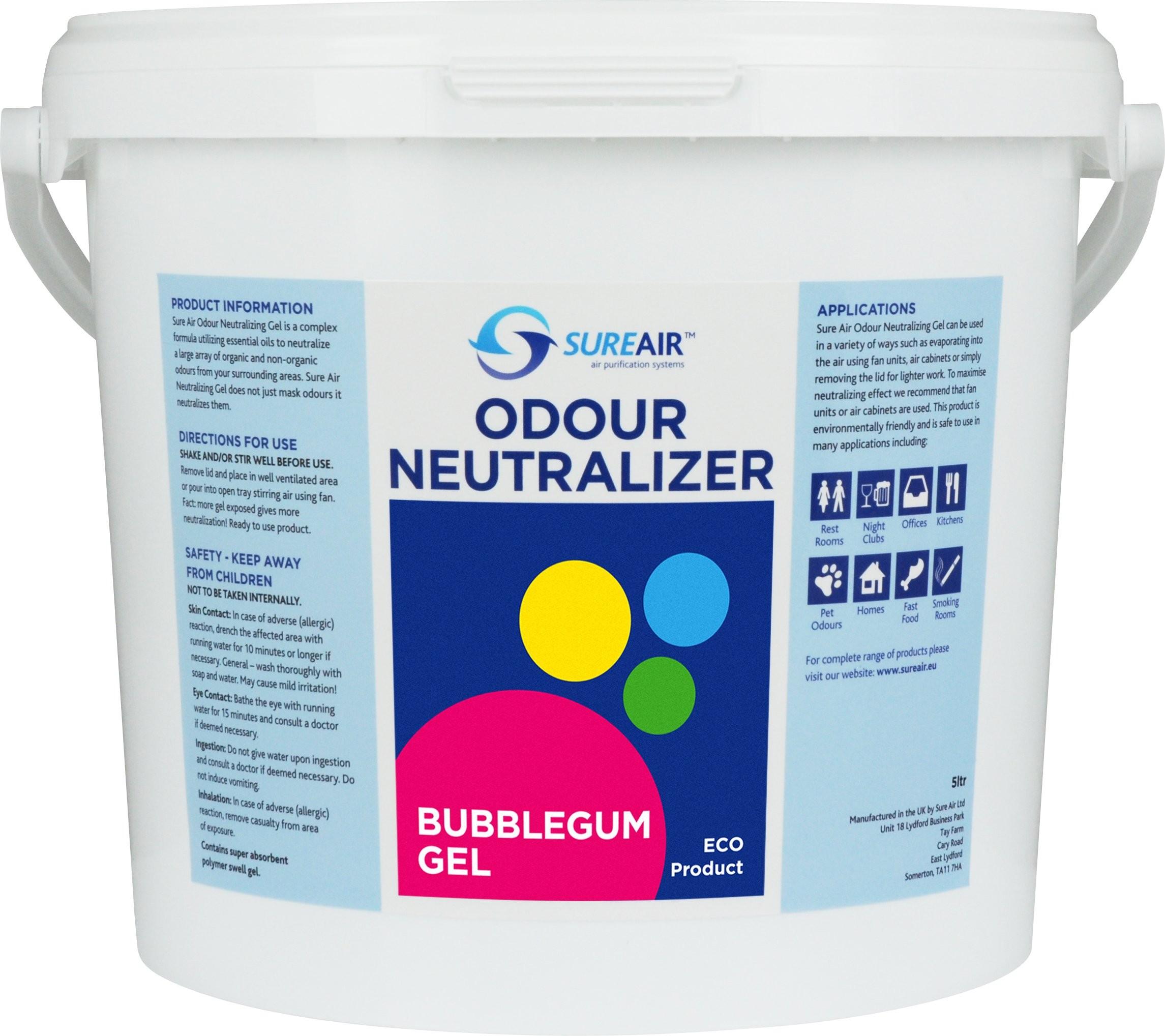 Sureair Odour Neutralizing Gel Odour Control