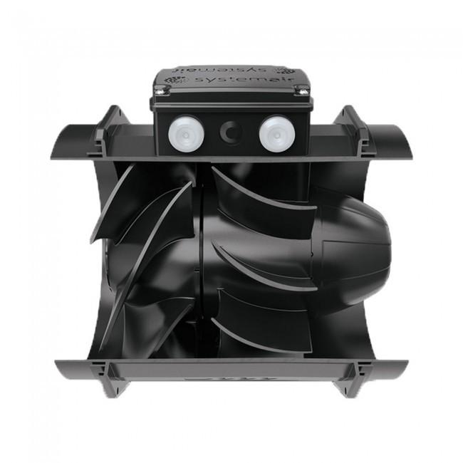 Systemair Revolution Vector Ec Fan 150mm 6 Quot 796m3 Hr